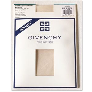 Givenchy Body Gleamers Control Top Pantyhose